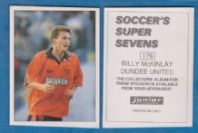 Dundee United Billy McKinlay 179